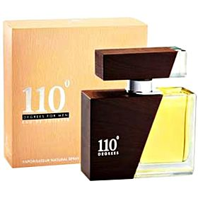 110° Degrees for Men by Emper Eau de toilette 100ml