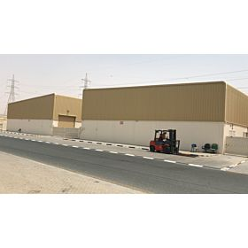 Huge Brand new warehouse for rent| Sharjah Industrial Area 18| Easy access to Sharjah Dubai Road