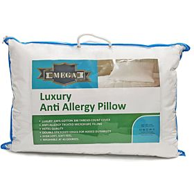 Pillow Luxury Anti Allergy 100% Cotton Frabric