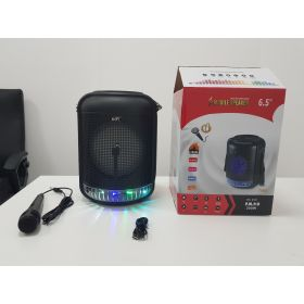 Mobile Speaker With Bluetooth & karaoke with Mic
