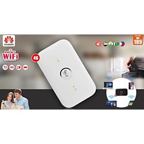 Optus Huawei E5573 WiFi 4G Mobile Pocket Modem