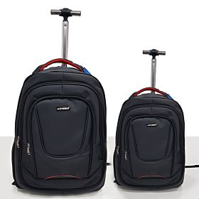 Star Gold Trolley Back Pack Set  SG-BPT91 18 , 21