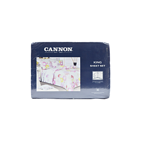Bed sheet cannon - king sheet set