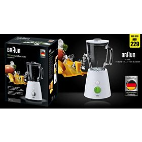 Braun JB3060 Tribute Collection Blender  800 watt