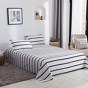 Deals For Less Bedding Set of 3 Pieces, Stripped Design