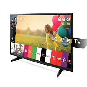 LG 49 inch Full HD LED Smart TV With Built in HD Receiver - 49LH590V