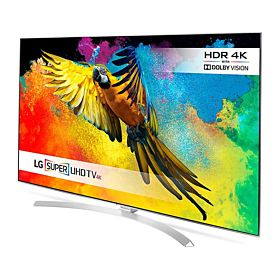LG 65 Inch Super 4K UHD Smart 3D LED TV - 65UH950V