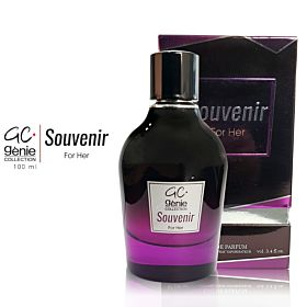 Genie Collection Souvenir For women Eau de perfume 100ml