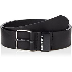 Diesel Men's B-Good-Belt, Black, 90-105 cm