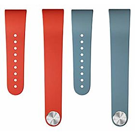 SmartBand Talk With Large Strap Red/Blue