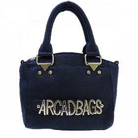 Arcad Medium Shoulder Bag Blue