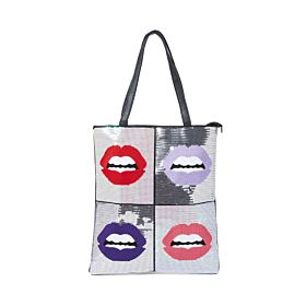 Arcad Sequin Design Tote Bag 33137