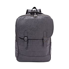 Arcad Stitch Detailed Backpack Grey 33261