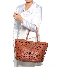 Arcad TAN ART30213 Handbags Set for Women, Tan