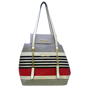 Arcad Tote Bag With Wallet Gold 29462