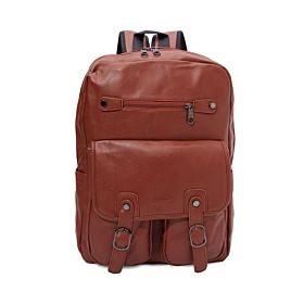 Arcad Unique Accent Backpack Brown 30264