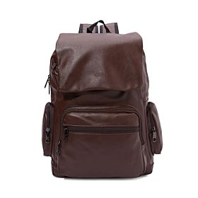 Arcad Unique Accent Backpack Brown 33135
