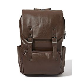 ARCAD Unique Accent Brown Backpack 33265