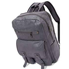 ARCAD  Unique Accent Grey Backpack 33264