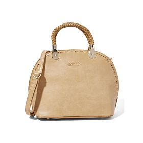 Arcad Unique Accent Shoulder Bag Beige 33275