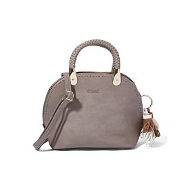 Arcad Unique Accent Shoulder Bag Brown 33275