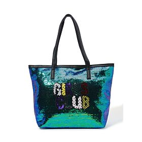 Arcad Unique Accent Tote Bag Green 33602