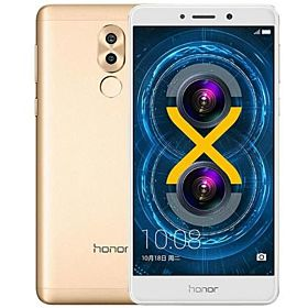 Huawei Honor 6X Dual SIM - 32 GB, 3GB RAM, 4G LTE, WiFi, Gold
