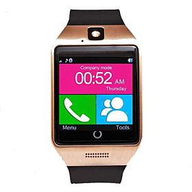 BSNL A25 Smart Watch Mobile, Black