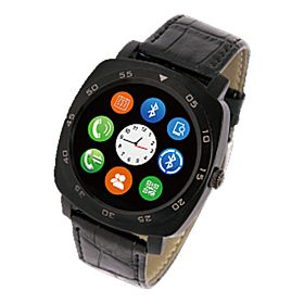 BSNL BW-49 Smart Watch Mobile, Black