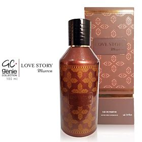 Genie Collection Love Story Maron For women Eau de Parfum 100ml