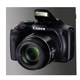 Canon PowerShot SX540 HS - 20 MP Compact Camera, Black