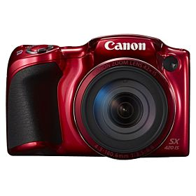 Canon PowerShot SX420 IS , Red