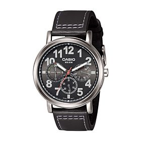 Casio MTP-E309L-1A For Men-Analog, Casual Watch