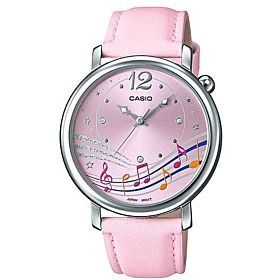 Casio LTP-E123L-4A Analog Ladies Watch