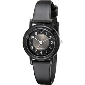 Casio Women's Resin Band Watch Black LQ139AMV-1B3
