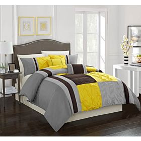 Carolin home linen 8 pcs comforter sets |charm-03