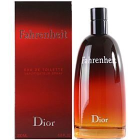 Christian Dior Fahrenheit EDT 200ml for Men