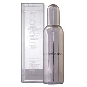 Color Me Silver Sport For Men -Eau de Parfum, 90 ml
