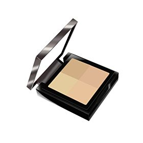 Daily Life Forever52 Sculpting 4 Color Contour Powder Multicolour 003