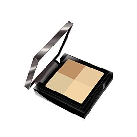 Daily Life Forever52 Sculpting 4 Color Contour Powder Multicolour 004