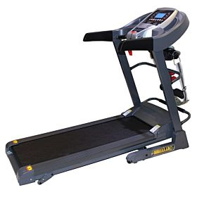 Marshal Fitness Super Titanium Commercial Treadmill with AC Motor