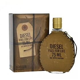 Diesel Fuel for Life Homme For Men 75ml - Eau de Toilette