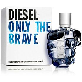Diesel Only The Brave for Men -125ml, Eau de Toilette-
