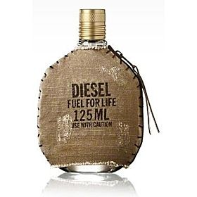 Fuel for Life by Diesel for Men - Eau de Toilette, 125 ml