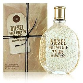 Diesel Fuel for Life for Women -75ml, Eau de Parfum-