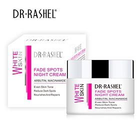 DR.RASHEL Abrutin Niacinamide Nourish Repair Fade Spots Night Cream Skin Whitening Cream