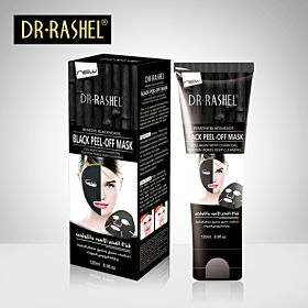 Dr.Rashel Beauty Charcoal Peel Off Black Mask Facial Blackhead Remover Mask