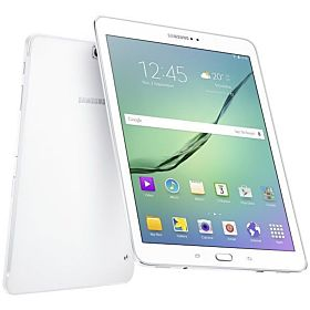 Samsung Galaxy Tab S2 SM-T819 Tablet - 9.7 Inch, 32 GB, 4G LTE, WiFi, White