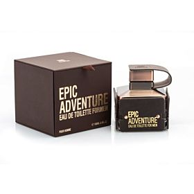 Epic adventure for Men by Emper - Eau de Toilette, 100ml