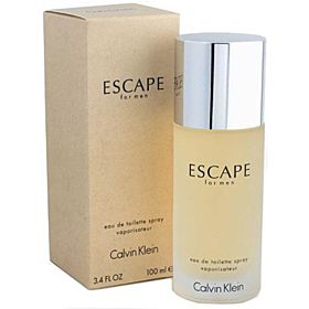 Escape by Calvin Klein for Men - Eau de Toilette, 100ml
